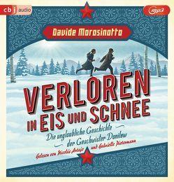 Verloren in Eis und Schnee von Artajo,  Nicolás, Kuhnert,  Reinhard, Morosinotto,  Davide, Panzacchi,  Cornelia, Pietermann,  Gabrielle