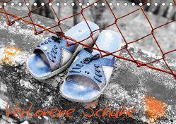 Verlorene Schuhe (Tischkalender 2019 DIN A5 quer) von Hammer,  Steffen