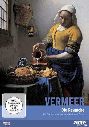 Vermeer – Die Revanche von Cottet,  Guillaume, Cottet,  Jean-Pierre