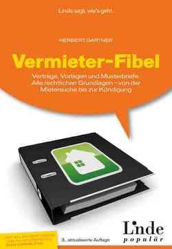 Vermieter-Fibel von Gartner,  Herbert