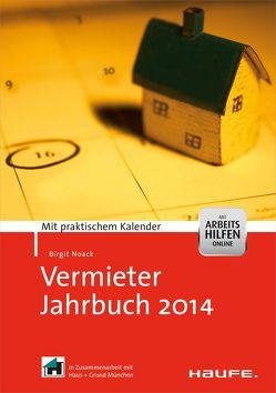 Vermieter-Jahrbuch 2014 von Noack,  Birgit