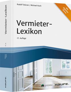 Vermieter-Lexikon von Koch,  Michael, Stürzer,  Rudolf