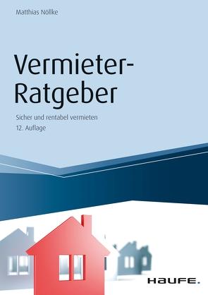 Vermieter-Ratgeber von Nöllke,  Matthias