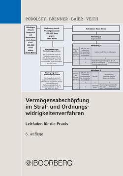 Vermögensabschöpfung im Straf- und Ordnungswidrigkeitenverfahren von Baier,  Roland, Brenner,  Tobias, Podolsky,  Johann, Veith,  Christian