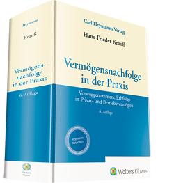 Vermögensnachfolge in der Praxis von Krauss,  Hans-Frieder