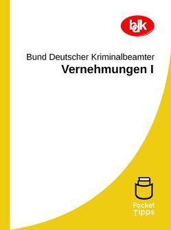 Vernehmungen I von Märkert,  Werner