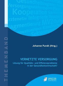 Vernetzte Versorgung von Amelung,  Volker, Pundt,  Prof. Dr. Johanne