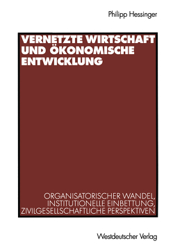 Vernetzte Wirtschaft und ökonomische Entwicklung von Hessinger,  Philipp