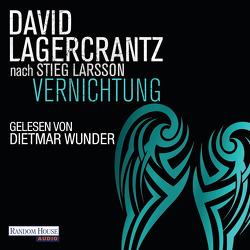 Vernichtung von Dahmann,  Susanne, Lagercrantz,  David, Wunder,  Dietmar