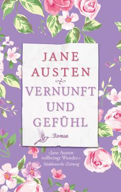 Vernunft und Gefühl von Austen,  Jane, Ott,  Andrea, Scheck,  Denis