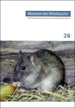Veröffentlichungen des Museums der Westlausitz von Kubasch,  Heinz
