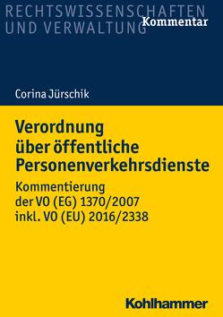 Verordnung über öffentliche Personenverkehrsdienste von Jürschik,  Corina