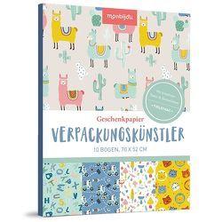 Verpackungskünstler – firlefanz von Bauer,  Julia