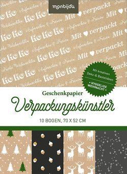 Verpackungskünstler – Hyggelige Weihnacht