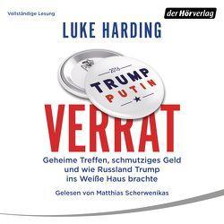 Verrat von Gebauer-Lippert,  Stephan, Harding,  Luke, Scherwenikas,  Matthias, Schmidt,  Thorsten