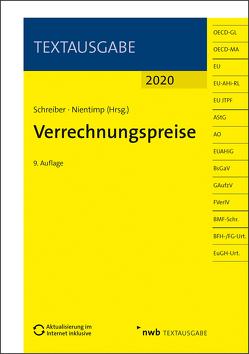 Verrechnungspreise von Nientimp,  Axel, Schreiber,  Rolf