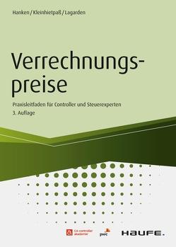 Verrechnungspreise von Hanken,  Jörg, Kleinhietpaß,  Guido, Lagarden,  Martin