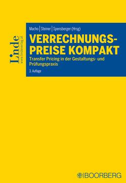 Verrechnungspreise kompakt von Macho,  Roland, Spensberger,  Erich, Steiner,  Gerhard