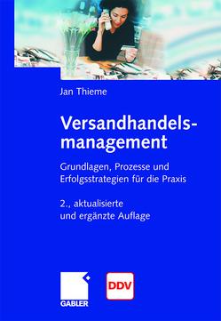 Versandhandelsmanagement von Management Consulting GmbH,  TGMC