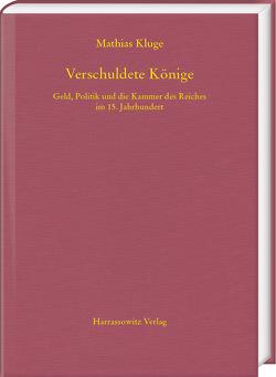 Verschuldete Könige von Kluge,  Mathias