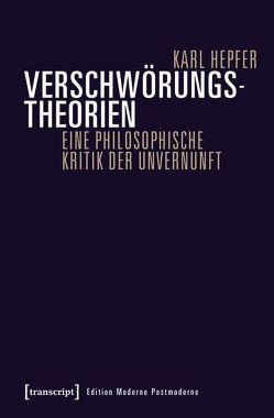 Verschwörungstheorien von Hepfer,  Karl