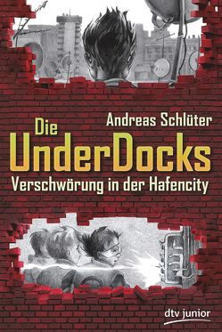 Verschwörung in der Hafencity Die UnderDocks von Lüdemann,  Yannik, Schlüter,  Andreas