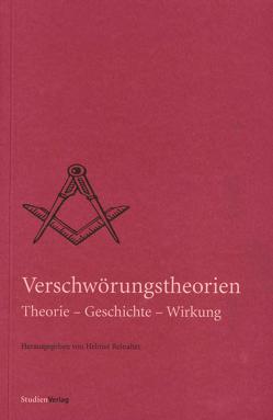 Verschwörungstheorien von Reinalter,  Helmut