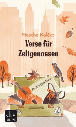 Verse für Zeitgenossen von Kaléko,  Mascha
