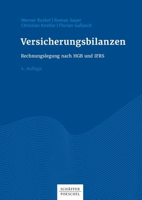 Versicherungsbilanzen von Helten,  Elmar, Ott,  Peter, Rockel,  Werner, Sauer,  Roman