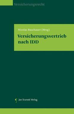 Versicherungsvertrieb nach IDD von Raschauer,  Nicolas