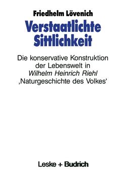 Verstaatlichte Sittlichkeit von Lövenich,  Friedhelm
