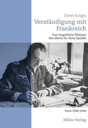 Verständigung mit Frankreich von Krüger,  Dieter