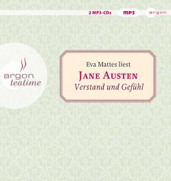 Verstand und Gefühl von Austen,  Jane, Grawe,  Christian, Grawe,  Ursula, Mattes,  Eva