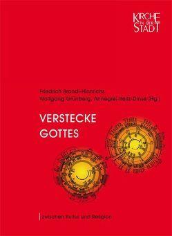 Verstecke Gottes von Brandi-Hinnrichs,  Friedrich, Grünberg,  Wolfgang, Reitz-Dinse,  Annegret