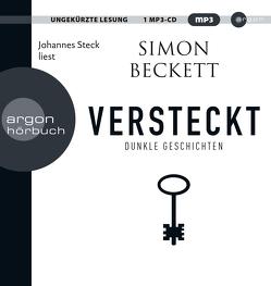 Versteckt von Beckett,  Simon, Längsfeld,  Sabine, Steck,  Johannes, Witthuhn,  Karen