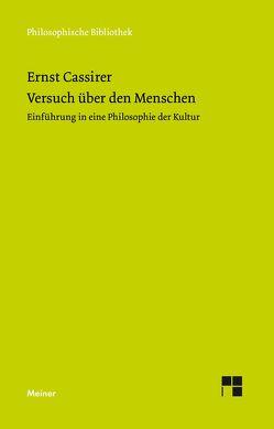 Versuch über den Menschen von Cassirer,  Ernst, Kaiser,  Reinhard