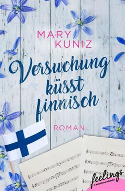 Versuchung küsst finnisch von Kuniz,  Mary