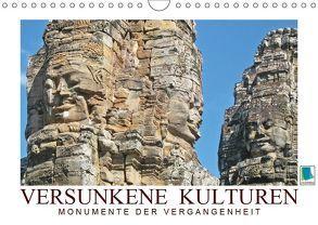Versunkene Kulturen – Monumente der Vergangenheit (Wandkalender 2019 DIN A4 quer) von CALVENDO