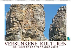 Versunkene Kulturen – Monumente der Vergangenheit (Wandkalender 2020 DIN A2 quer) von CALVENDO