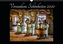 Versunkene Schönheiten 2020 (Wandkalender 2020 DIN A3 quer) von Fehlau (Jott eFF) @ pics 'n fertig,  Jens