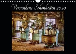 Versunkene Schönheiten 2020 (Wandkalender 2020 DIN A4 quer) von Fehlau (Jott eFF) @ pics 'n fertig,  Jens