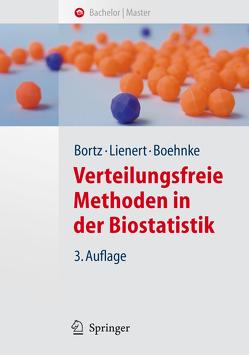 Verteilungsfreie Methoden in der Biostatistik von Boehnke,  Klaus, Bortz,  Jürgen, Lienert,  Gustav A.
