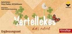 Vertellekes – das neue von Fiedler,  Petra, Hohlmann,  Uli