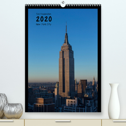 Vertical New York (Premium, hochwertiger DIN A2 Wandkalender 2020, Kunstdruck in Hochglanz) von Freudenstein,  Tom