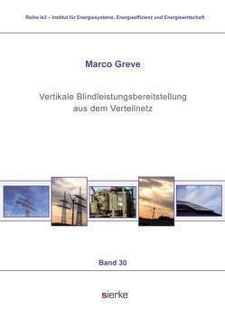 Vertikale Blindleistungsbereitstellung aus dem Verteilnetz von Greve,  Marco