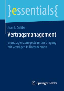 Vertragsmanagement von Saliba,  Jean L.