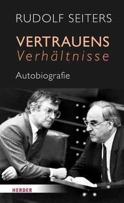 Vertrauensverhältnisse von Schäuble,  Wolfgang, Seiters,  Rudolf