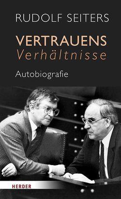 Vertrauensverhältnisse von Schäuble,  Wolfgang, Seiters,  Rudolf, Tergast,  Carsten