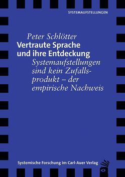 Vertraute Sprache und ihre Entdeckung von Schlotter,  Peter, Simon,  Fritz B.