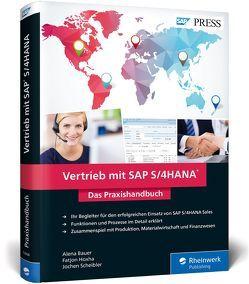 Vertrieb mit SAP S/4HANA von Bauer,  Alena, Hoxha,  Fatjon, Scheibler,  Jochen